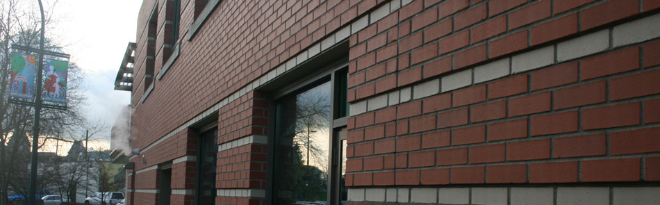 Masonry for Commercial and Retail